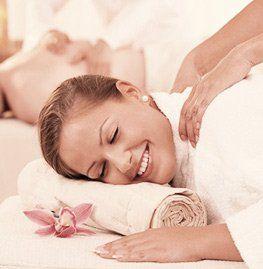 Flitterwochen Massage