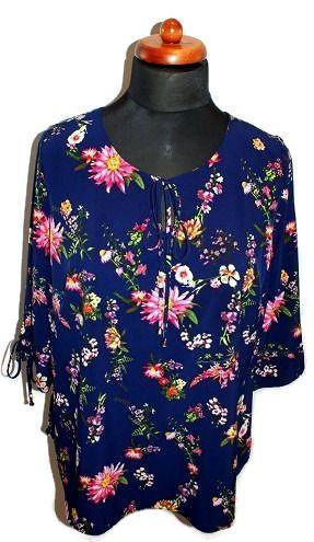 6b6e5efac2 Luksusowa  elegancka  bluzka  tunika IVANKA  plus  size  duże  Rozmiary  48-58  bigsize  sklep  z  odzieżą  dla  puszystych  do  pracy  biura