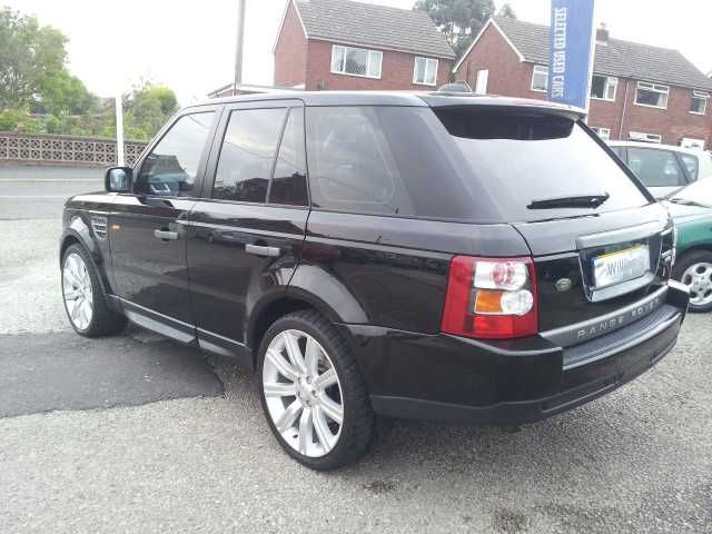 2007 Range Rover Sport 3.6  TDV8 HSE 4x4. Black. Click on pic shown for loads more.