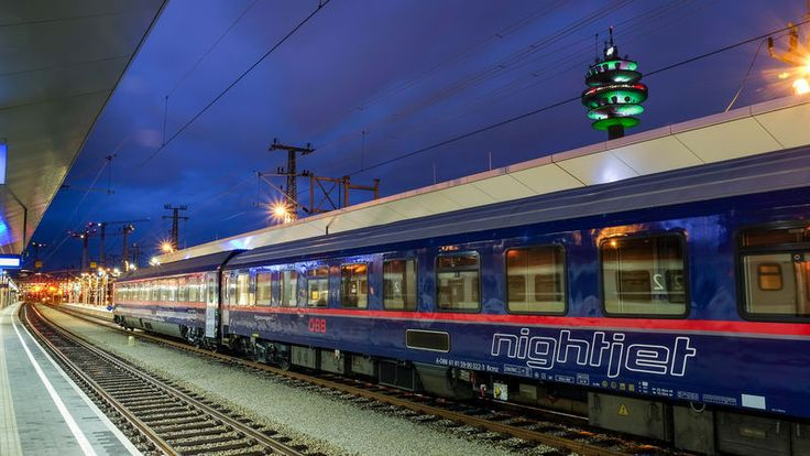 Europe's night trains are disappearing, but the allure endures for enthusiasts