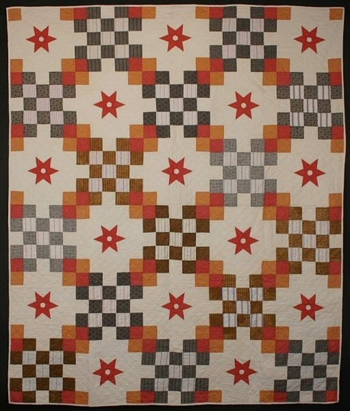 17 Best Images About Irish Chain Quilts On Pinterest