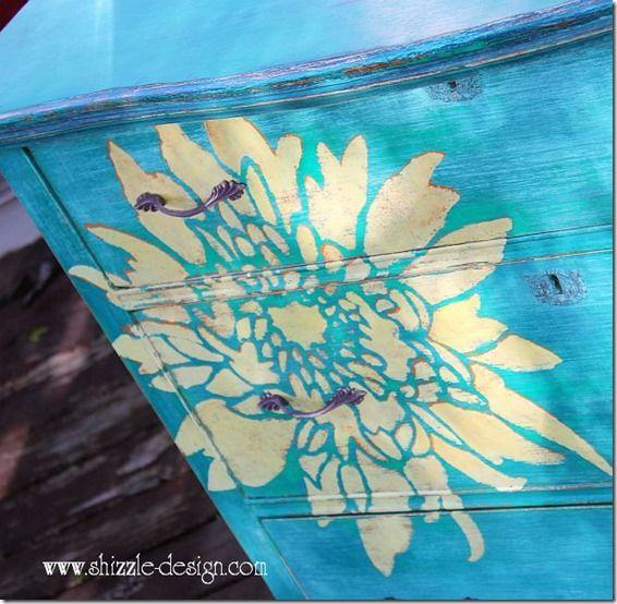 best 25 hand painted dressers ideas on pinterest