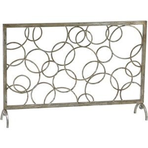 midcentury fireplace screen - Google Search