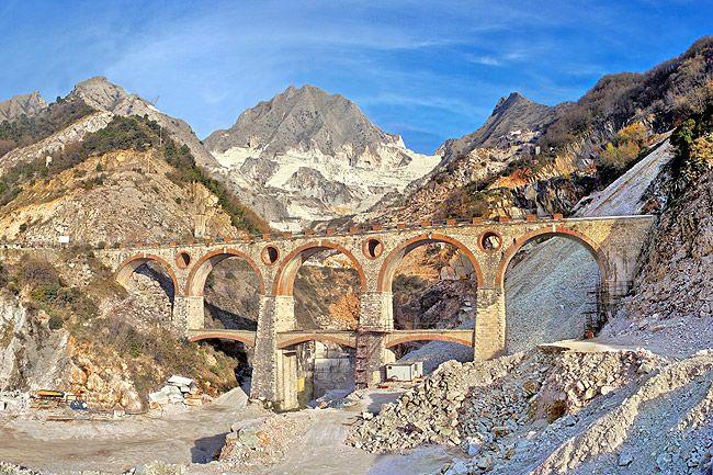 Ponti di Vara - ferrovia Marmifera