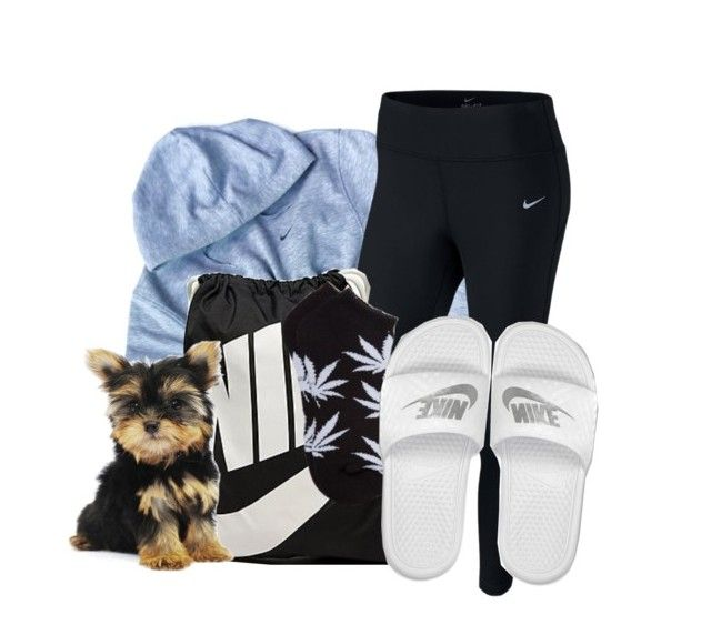 """""""Untitled #71"""" by oh-thatasia ❤ liked on Polyvore featuring NIKE"""