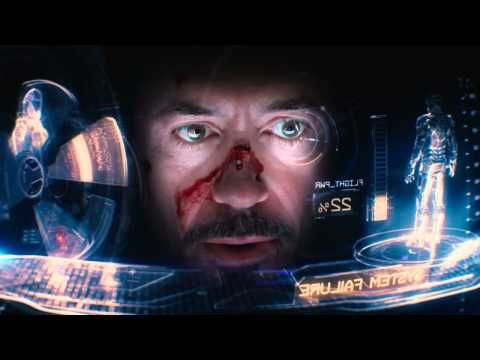 IRON MAN 3 HUD + GFX PROCESS REEL - YouTube