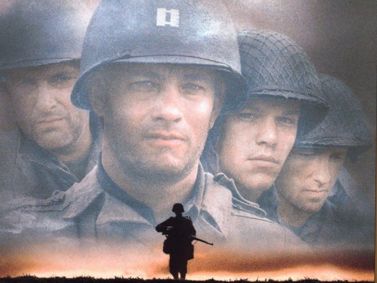 O Resgate do Soldado Ryan -  1998