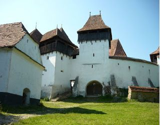 Little things: UNESCO Villages with Fortified Churches in Transyl...