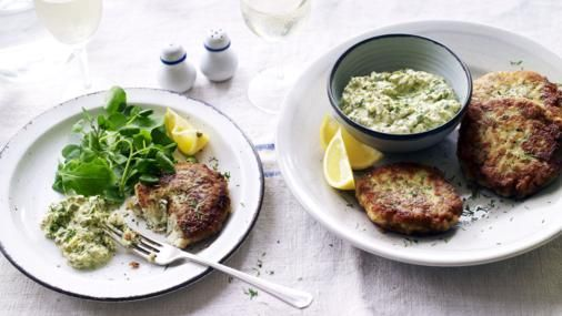Give fish cakes a Scandi twist with this tangy recipe that Rick Stein picked up ...