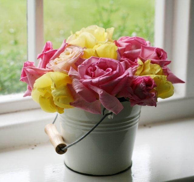 Flores inglesas [] English flowers