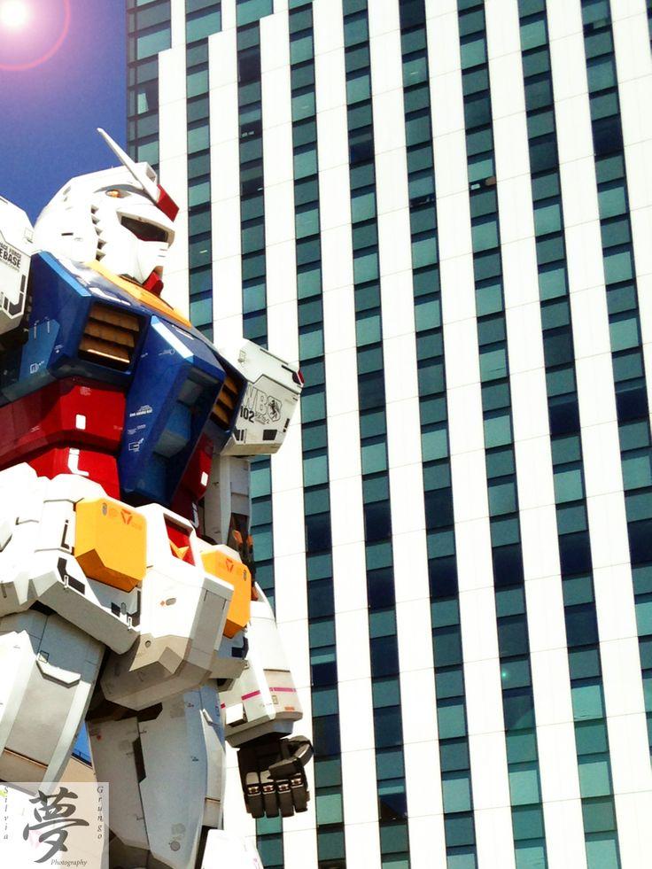 Gundam #japan #tokyo