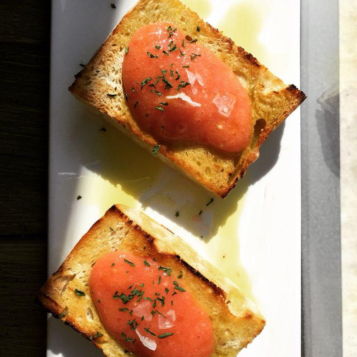 pancon tomate#food design