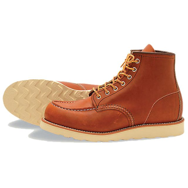 Red Wing Moc Toe | Oro 875