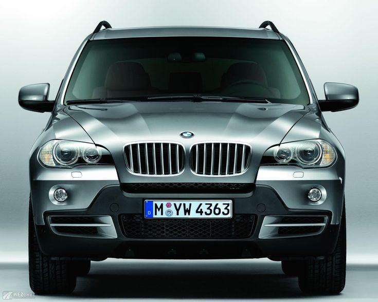 BMW X5 Frontansicht