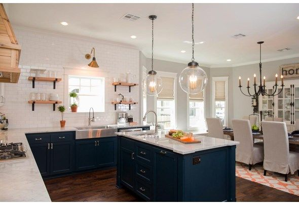 Country Chic Kitchen Redesigns from Joanna Gaines | Photos | HGTV Canada