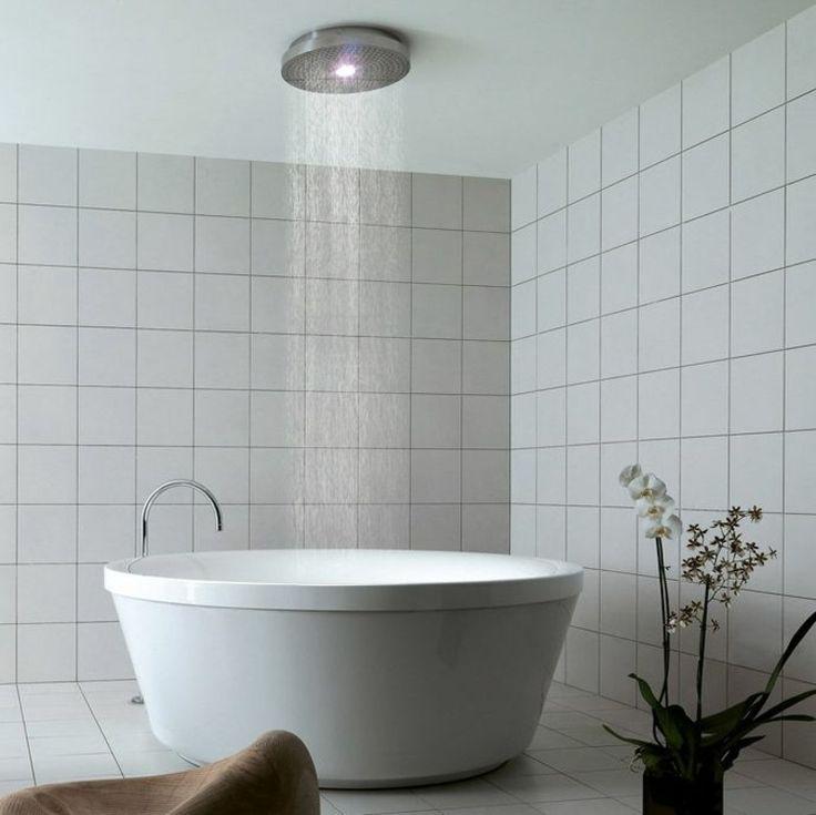 15 must-see badewanne mit dusche pins | bäder, moderne bäder and bad, Moderne deko