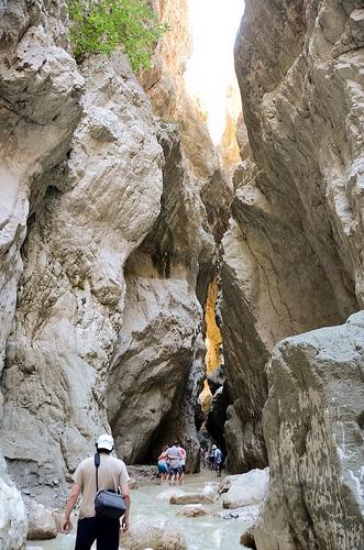 Saklıkent Canyon, Turkey.