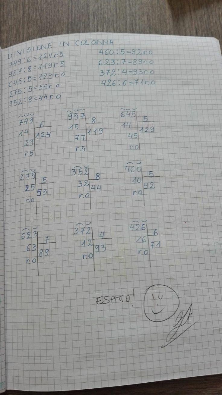 Divisioni e Proprietà invariantiva- problemi-matematica in ...