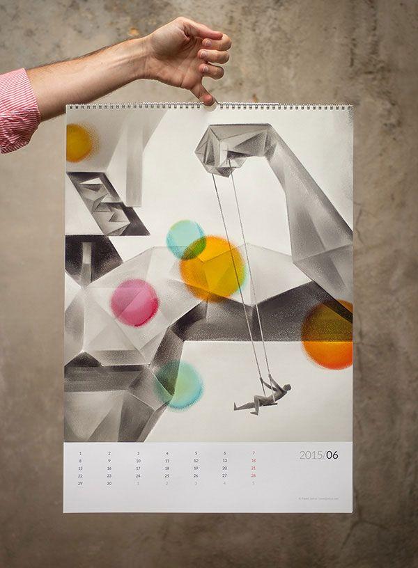 Paweł-Jonca-2015-wall-calendar-Ideas-3
