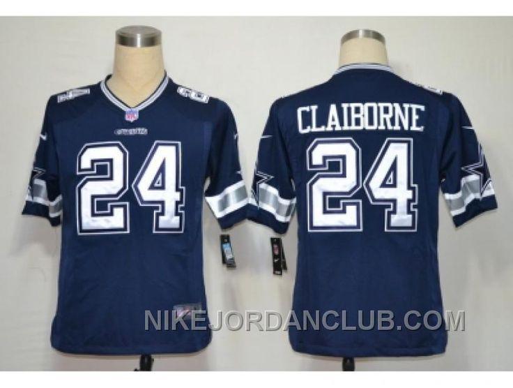 http://www.nikejordanclub.com/nike-nfl-dallas-cowboys-24-claiborne-blue-game-jerseys-sawc3.html NIKE NFL DALLAS COWBOYS #24 CLAIBORNE BLUE GAME JERSEYS SAWC3 Only $23.00 , Free Shipping!
