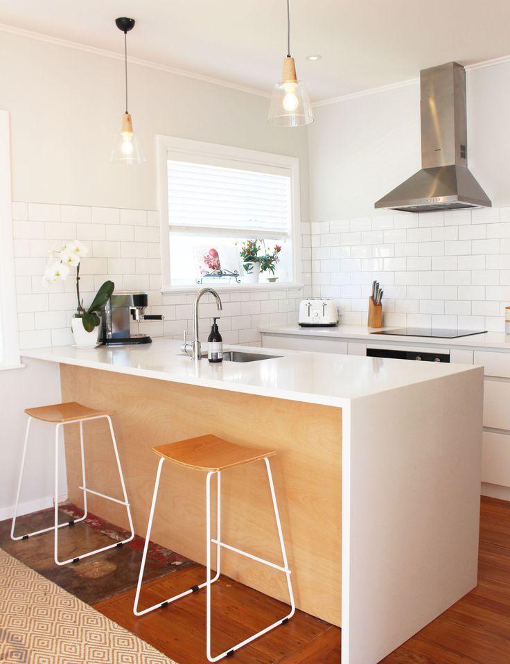 die besten 25 scandinavian u shaped kitchens ideen auf. Black Bedroom Furniture Sets. Home Design Ideas