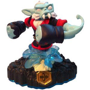 Skylanders Swap Force - Night Shift (Swappable-Teleport) [Undead] Character