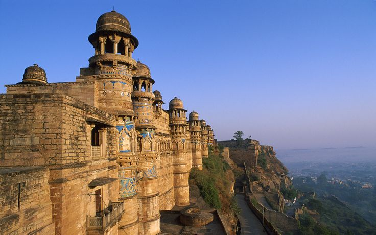 India, one day I will see it
