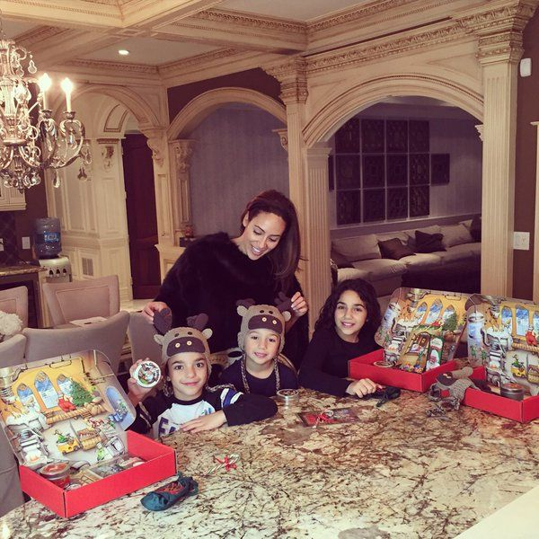 Thanks Melissa Gorga! Our kids LOVED this & yours will too! Get a personalized package from Santa! http://PackageFromSanta.com