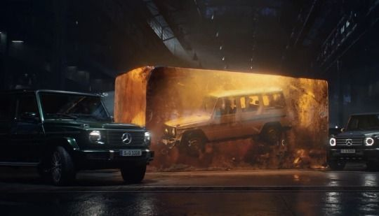 Mercedes-Benz - Stronger Than Time (Launch Film) on Vimeo
