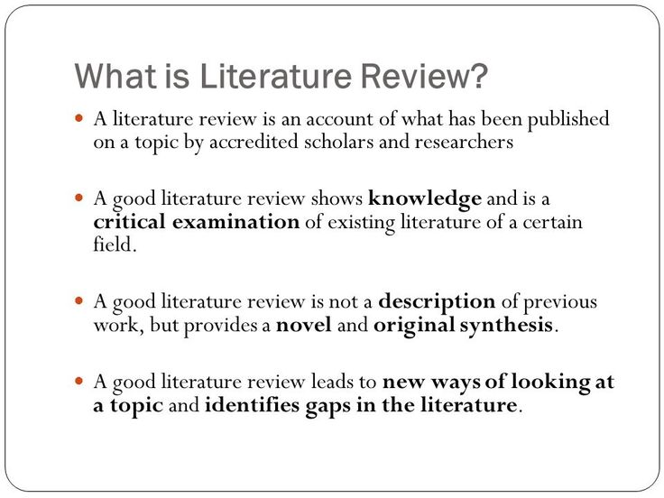 The 25+ best Literature review sample ideas on Pinterest Thesis - sample analysis report