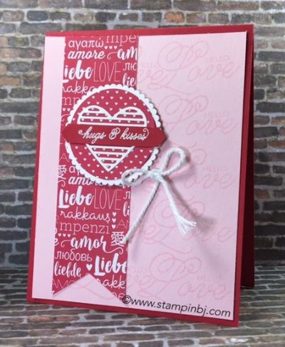 Sealed with Love, Stampin' Up!, Occasions, Valentines, #sealedwithlove, #valentine, #love, #stampinup, #bjpeters, #stampinbj.com, #sendinglove, #lovenotes