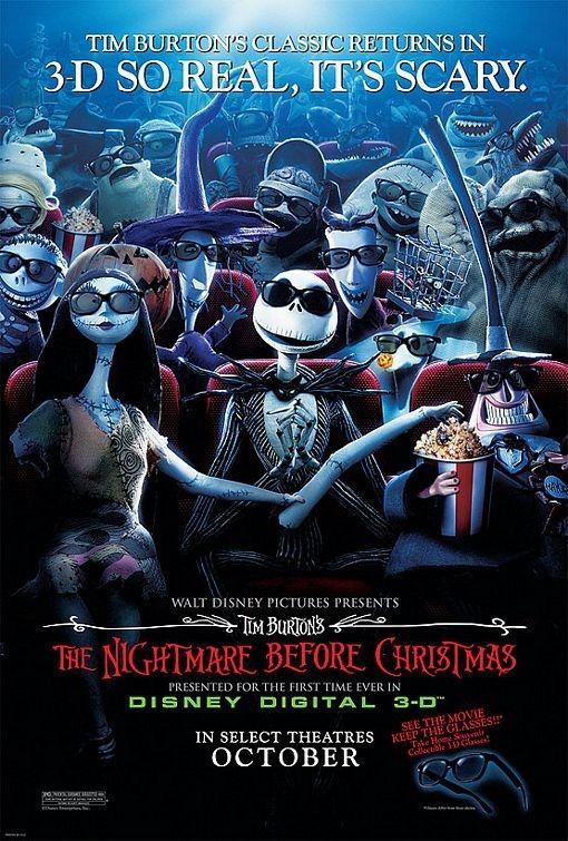 THE NIGHTMARE BEFORE CHRISTMAS - ΧΡΙΣΤΟΥΓΕΝΝΙΑΤΙΚΟΣ ΕΦΙΑΛΤΗΣ