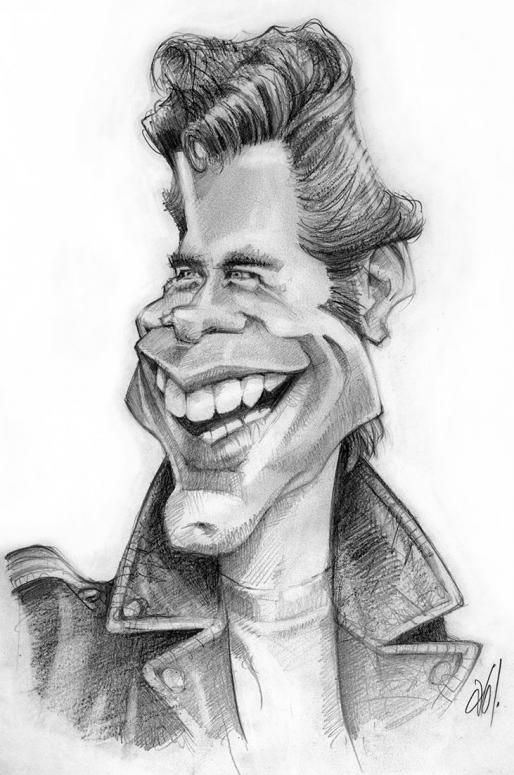 John Travolta por Abel Joachim Crayonv