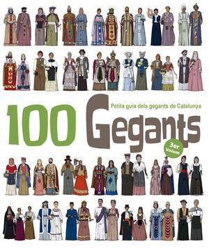 Portada llibre 100 Gegants Volum 3