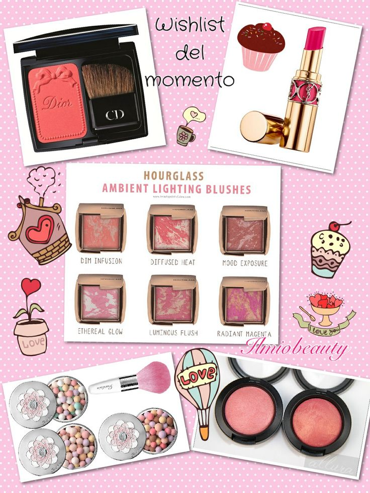 Makeup wishlist spring 2014 se more www.ilmiobeauty.net