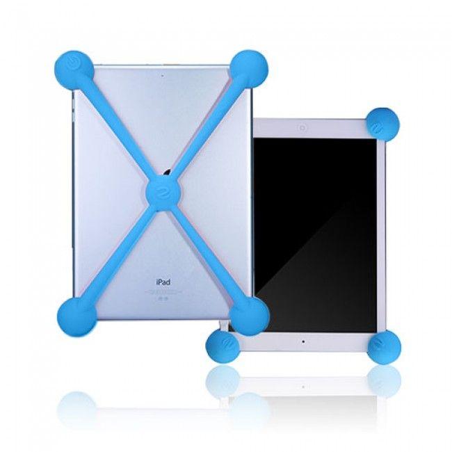 Shockproof Balls (Sininen) iPad Air Suojus - http://lux-case.fi/ipad-air-suojakuoret.html