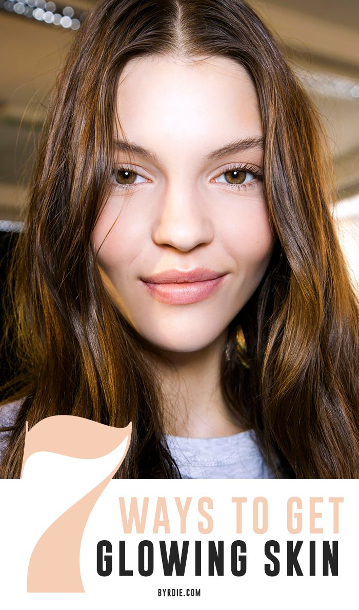 7 easy ways to get glowing skin when you can't afford a facial