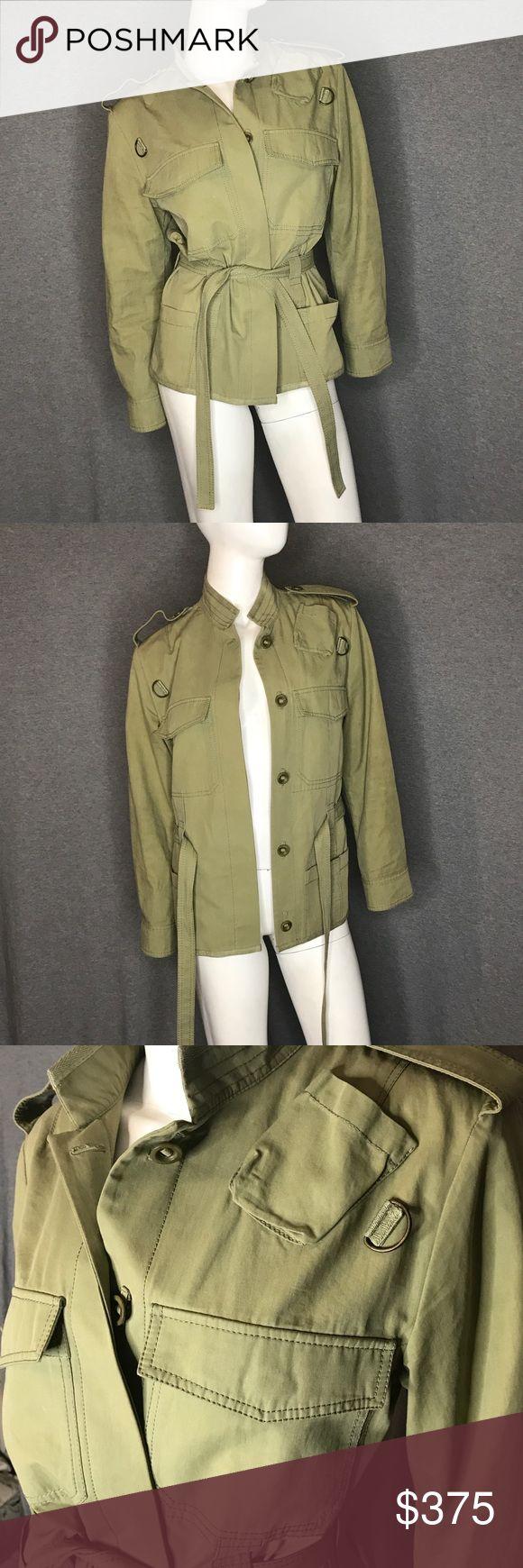 ALEXANDER MCQUEEN Army Pocket Coat Size: 8 ALEXANDER MCQUEEN Army Coat Size: 8 Alexander McQueen Jackets & Coats Pea Coats