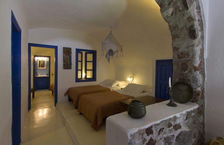 Unique #accommodation @Esperas Hotel in #Santorini