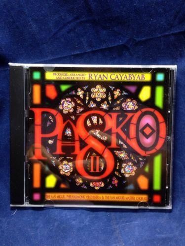Pasko Two Ryan Cayabyab Filipino CD