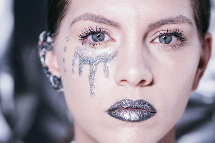 Great fashion photograph of Mac cosmetic