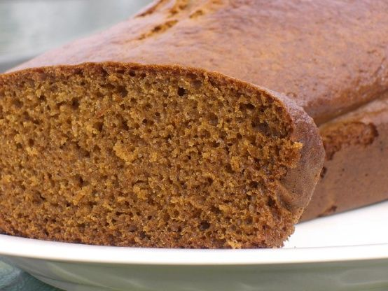 how to make gingerbread loaf