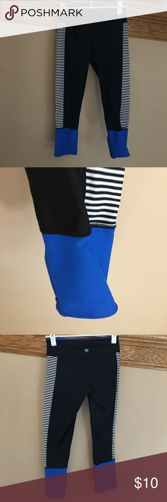 Forever 21 workout Capri legging. Very cute workout Capri. Great condition. No rip or stains. Forever 21 Pants Capris