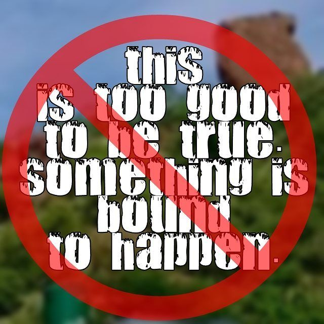 One of the beliefs you need to eliminate #positivemindset
