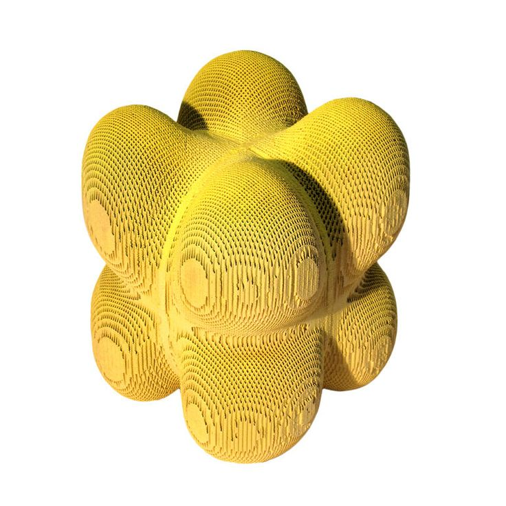 A Sculpture by Gregory Roberts 'Pollen' 2005