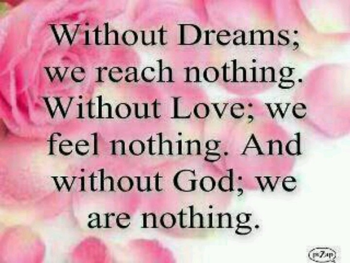 We Are Nothing Without God!!!