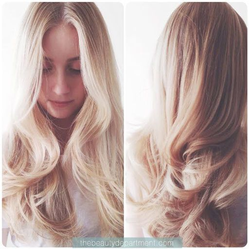 FAKE A PRO BLOWOUT WITH A CURLING IRON (via Bloglovin.com )