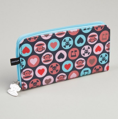 Paul Frank Long Circles Wallet