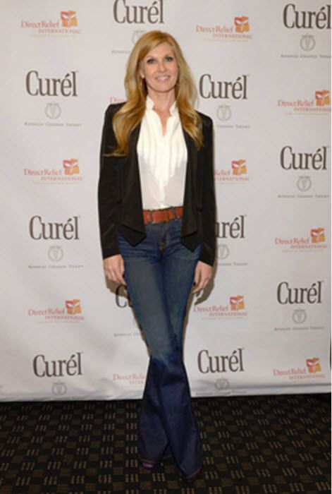 Actress Connie Britton partners With Curel to support Direct Relief International