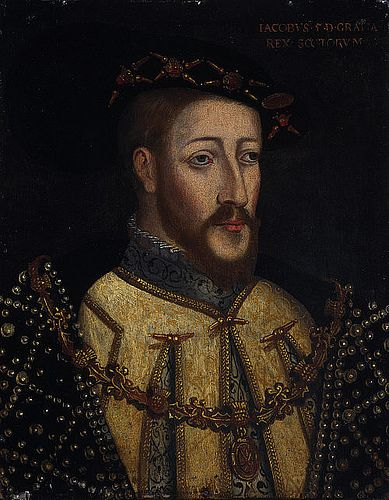 James V, King of Scotland, son of Margaret Tudor, father of Mary, Queen of Scots by lisby1, via Flickr